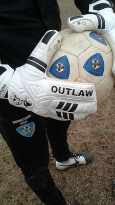 Outlaw Goalkeeping Gloves OSA